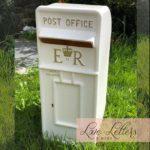 Hire letterbox cream