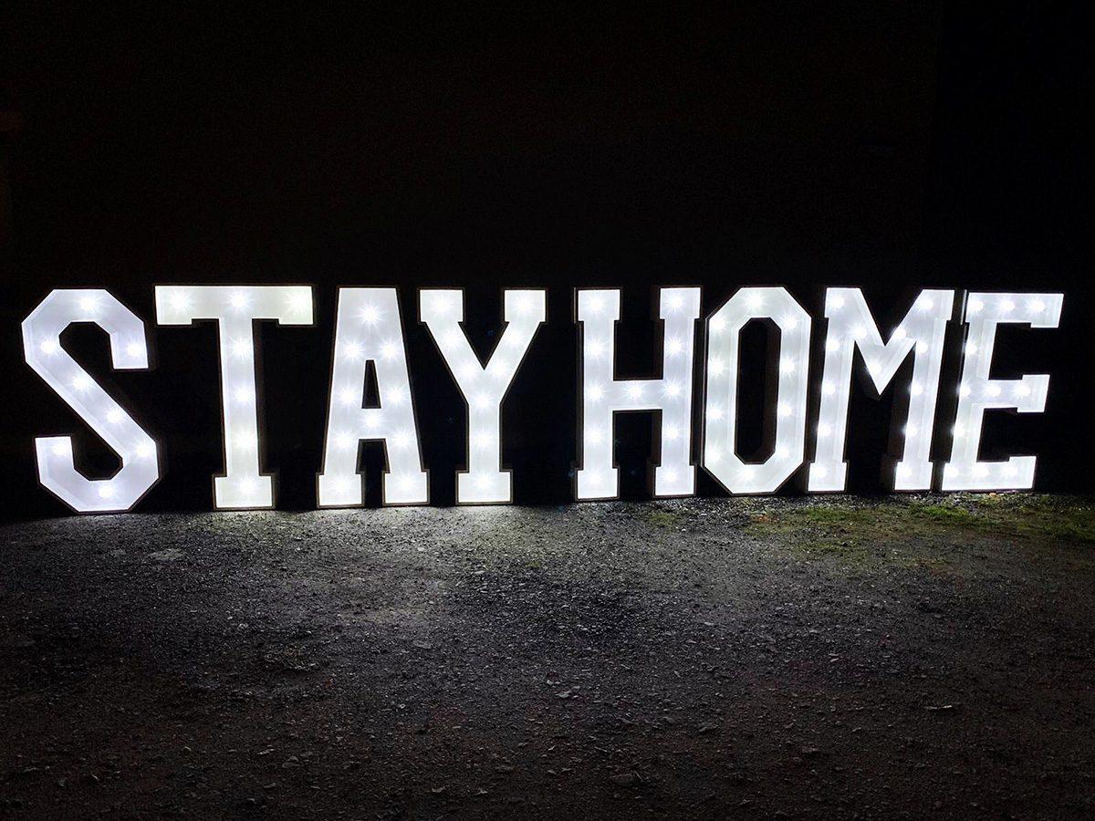 Coronavirus Stay Home